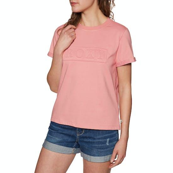 Roxy Coastal Holidays Short Sleeve T-Shirt