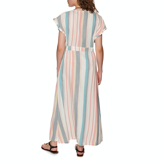 Roxy Furore Lagoon Stripe Dress