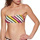 Top de Biquini Roxy Pop Surf Bandeau