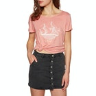 Roxy Call It Dreamin Short Sleeve T-Shirt