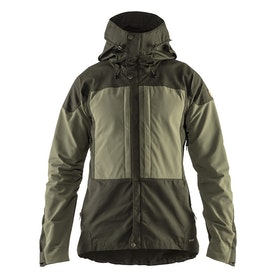 Fjallraven Keb Jas - Deep Forest Laurel Green