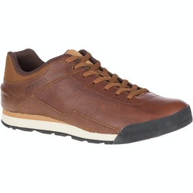 Merrell Burnt Rocked Ltr Trainers - Monks Robe