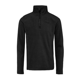 Polaire Protest Mutey Jr Quarter Zip - Black