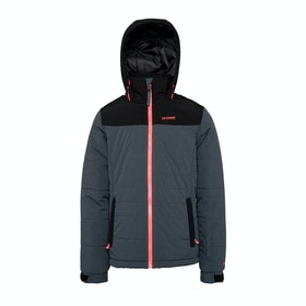 Blouson pour Snowboard Protest Barret Jr - True Black