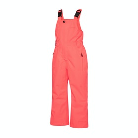 Pantalons pour Snowboard Protest Beba 19 Salopette - Granatina