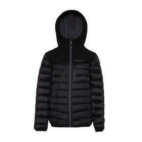 Protest Gonzo JR Boys Jacket - True Black