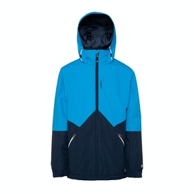 Protest Logic Jr Boys Snow Jacket - Ground Blue
