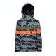 Blusão para Snowboard Boys Protest Robust Jr