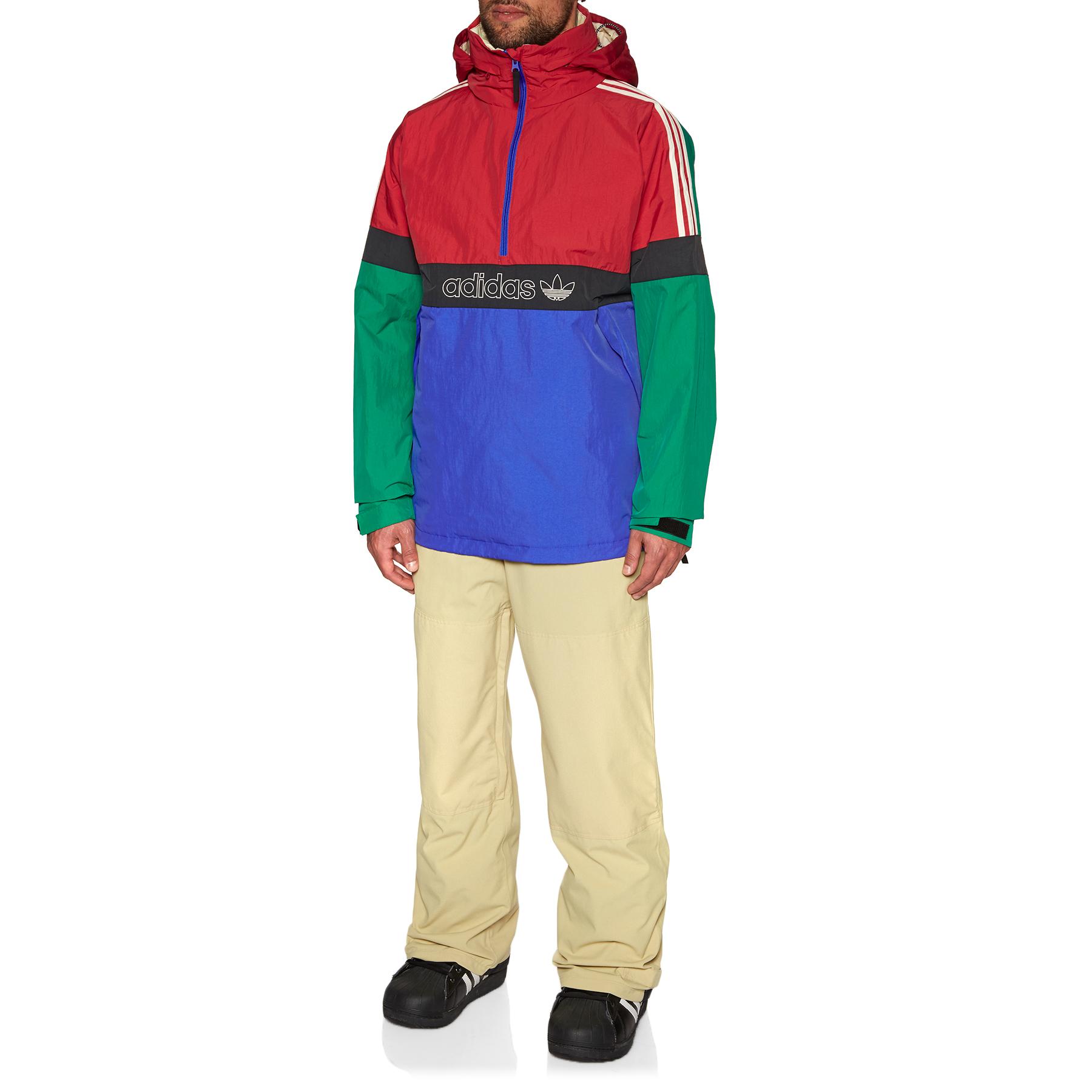 Blouson pour Snowboard Adidas Snowboarding BB Snowbreaker