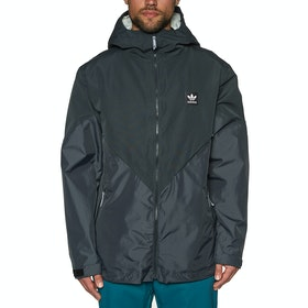 Adidas Snowboarding Premiere Riding Snow Jacket - Carbon