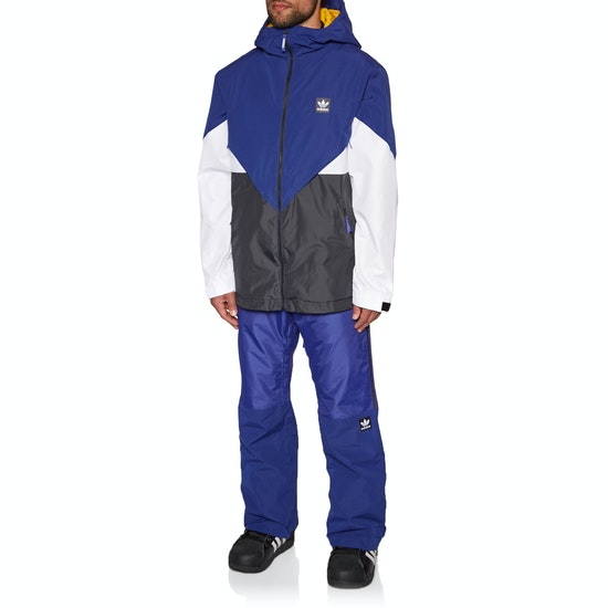 Adidas Snowboarding Premiere Riding Snow Jacket
