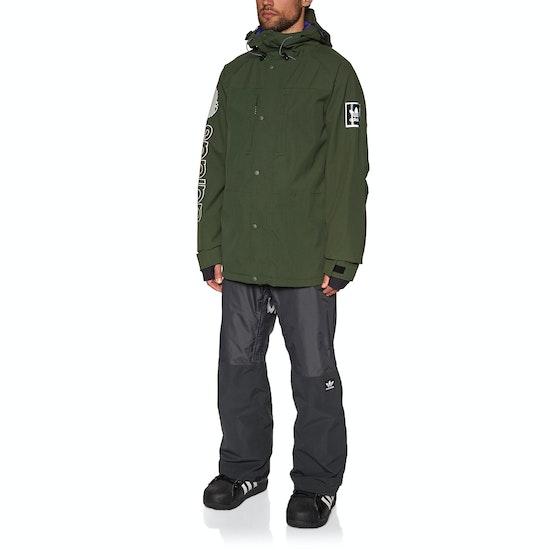 Adidas Snowboarding Utility Snow Jacket