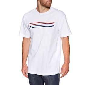Etnies Broken Arrow Short Sleeve T-Shirt - White