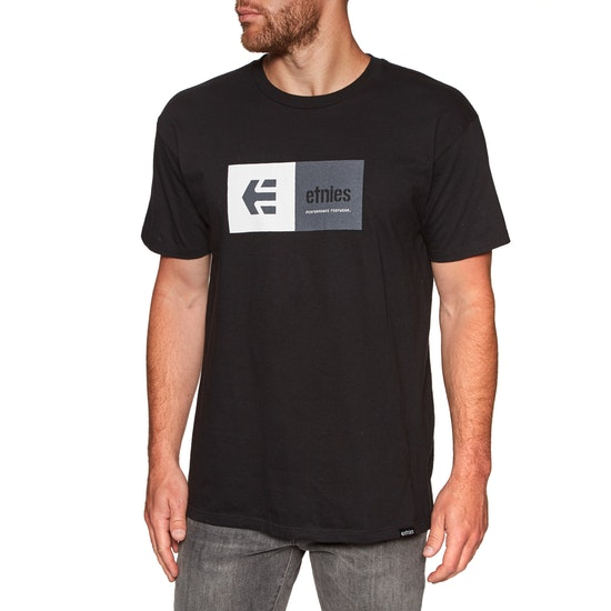 Etnies Eblock Short Sleeve T-Shirt