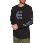 Etnies Icon Long Sleeve T-Shirt