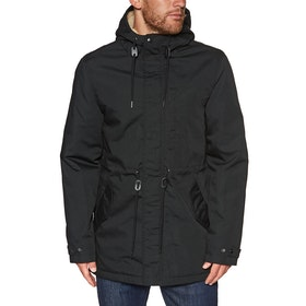 Etnies Tennesy Jacket - Black