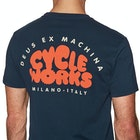 Deus Ex Machina Bobble Mens Short Sleeve T-Shirt