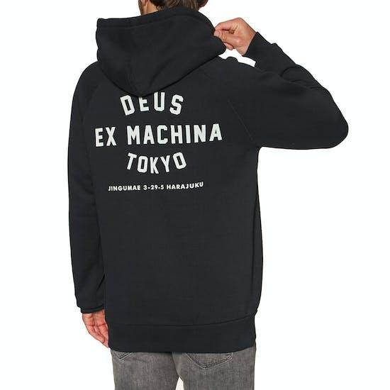 Deus Ex Machina Tokyo Address Pullover Hoody