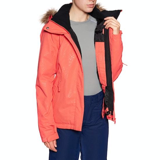 Blouson pour Snowboard Femme Roxy Jet Ski Solid