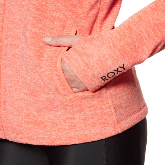 Roxy Electric Feeling 3 Ladies Zip Hoody