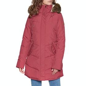 Roxy Ellie Womens Jacket - Deep Claret
