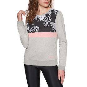 Roxy Leviation Avenue Womens Sweater - Heritage Heather