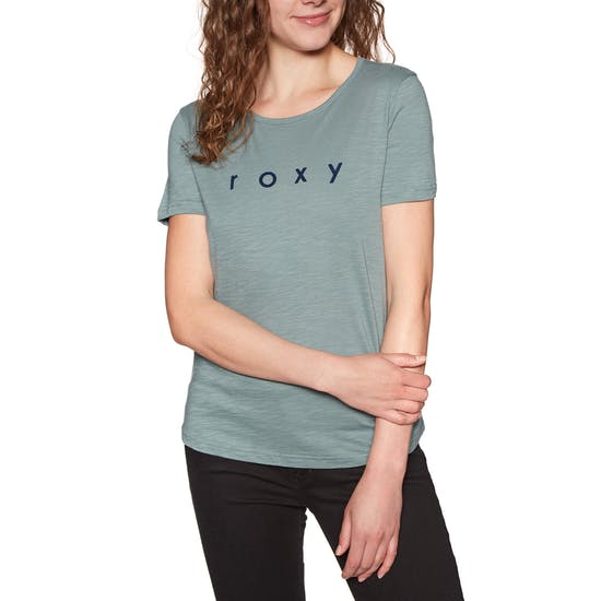 Roxy Red Sunset Short Sleeve T-Shirt