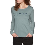 Roxy Red Sunset Long Sleeve T-Shirt