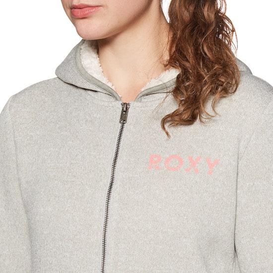 Roxy Slopes Fever Ladies Zip Hoody