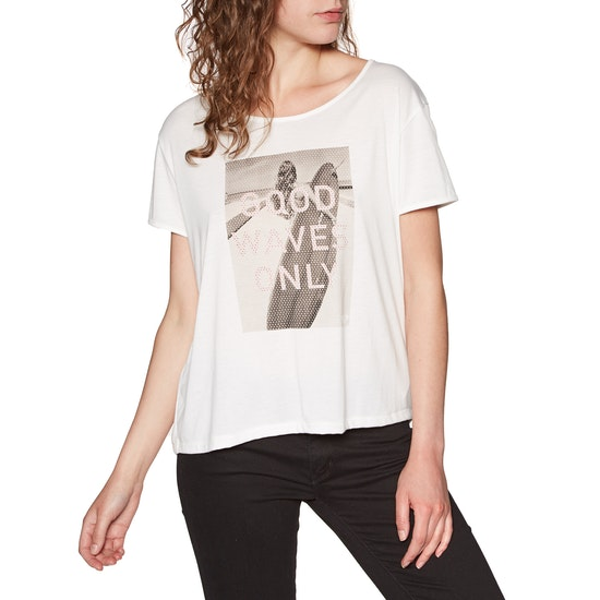 Roxy Talk About It Short Sleeve T-Shirt