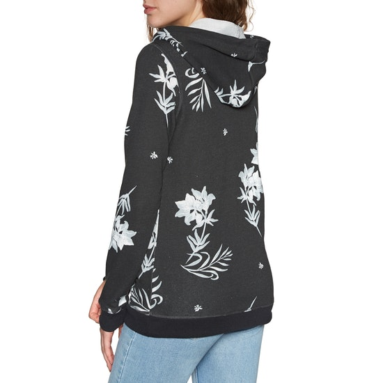 Roxy Trippin All Over Womens Zip Hoody