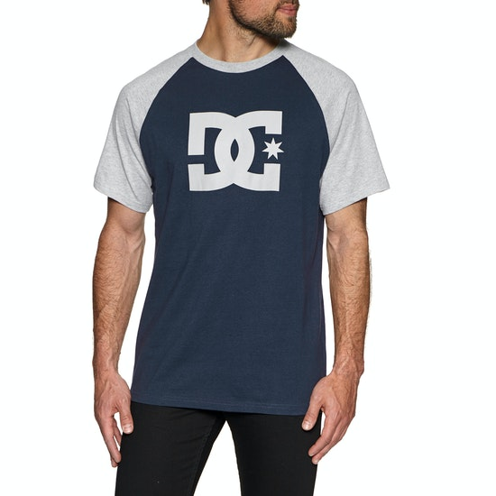 DC Star Raglan Short Sleeve T-Shirt
