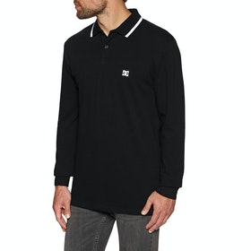 Chemise Polo DC Stoney - Black