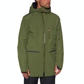 686 GLCR Eclipse Snow Jacket - Surplus Green