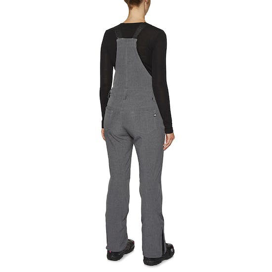 686 Gossip Softshell Bib Womens Snow Pant