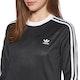 Adidas Originals 3 Stripe Womens Long Sleeve T-Shirt