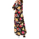 Billabong Desi Kimono Ladies Dress