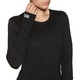 Top Seconde Peau Femme Mons Royale Cornice Long Sleeve