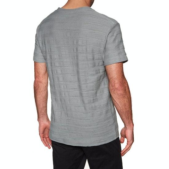 Camiseta de manga corta Rhythm Bangalow Textured