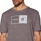 Hurley Siro Natural Print Short Sleeve T-Shirt