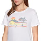 Hurley Mellowin Perfect Crew Short Sleeve T-Shirt
