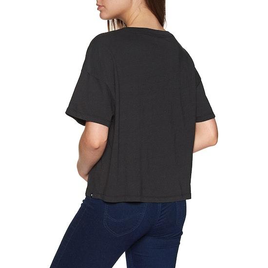 Hurley Radical Paradise Flouncy Short Sleeve T-Shirt