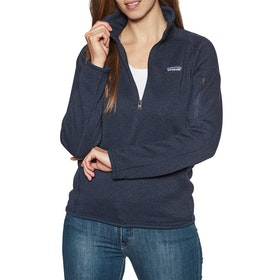 Polaire Patagonia Better Sweater Quarter Zip - New Navy
