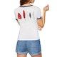 RVCA Foliage Womens Short Sleeve T-Shirt