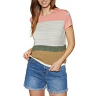 RVCA Recess Ladies Short Sleeve T-Shirt