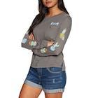 RVCA Cacti Ladies Long Sleeve T-Shirt