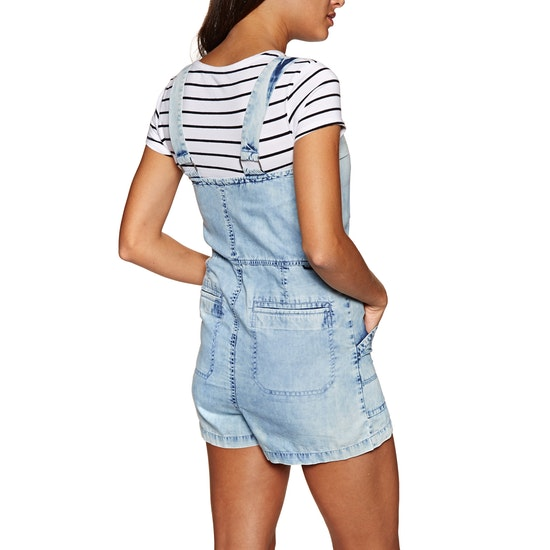 RVCA Crack It Playsuit