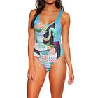 RVCA Kristen One Piece Me Ladies Swimsuit