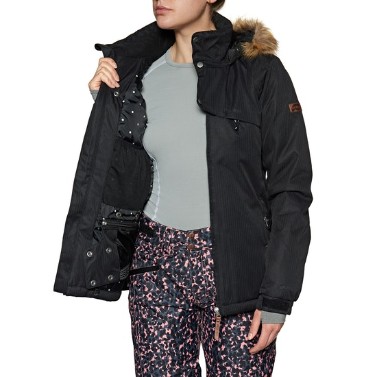 Protest Peaceful Snow Jacket