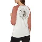Billabong Eye Sea Sky Ladies Long Sleeve T-Shirt